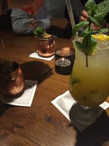 Trishna Cocktails
