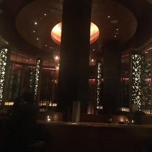 Inside Nobu Dubai